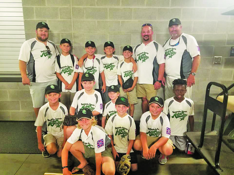 10U All Stars in Dixie Youth Final Four – The Donalsonville News