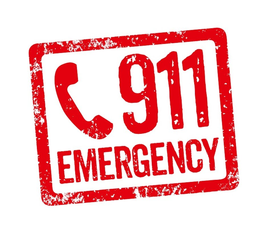 Beginning Sept  24 Dial 911 for a Police emergency – The