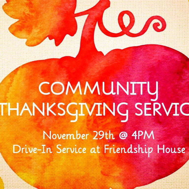 community thanksgiving