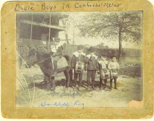 Bugle Boys