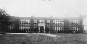 old high school - Betty Jane Spooner